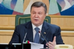 Yanukovych: Relationship between two branches of government is broken