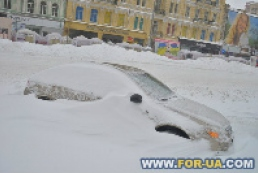 State of emergency declared in Kyiv due to blizzard