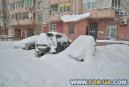 Kulbida: Kyiv has not seen such snowfall