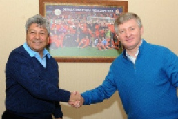 Lucescu remains with Shakhtar for two more years