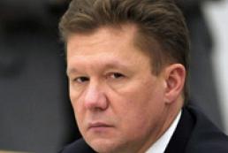 Gazprom: Ukraine will fail to stand spot prices