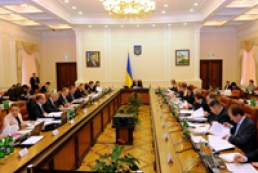 Azarov gets out UDAR faction MP of Cabinet's meeting room