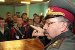 Spring military call-up starts in Ukraine