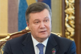 Yanukovych names condition for partial joining CU