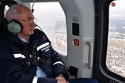 Azarov on flood: Everything under control