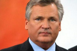 Kwasniewski: Ukraine seriously thinking about association with EU