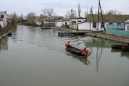 89 Ukrainian settlements remain flooded