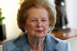 Azarov condoles Margaret Thatcher's death