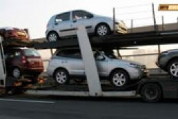 Car imports makes up quarter of all imports to Ukraine