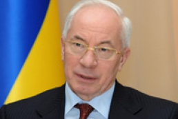 Ukraine reduces Russian gas purchases by eight times, Azarov says