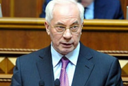 Azarov: Opposition also guilty of current economic situation in country