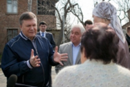 Yanukovych on Ukrainian economy situation: Fairy-tales not happen in life