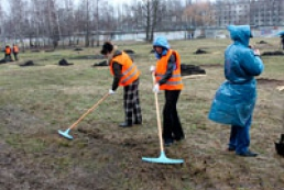 Over five million Ukrainians take up in clean-up event