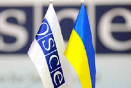 OSCE commends Ukraine