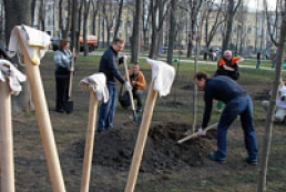 Azarov instructs to clean up Ukraine till May holidays