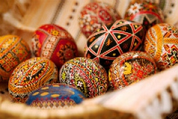 National Easter Fair opened in Kyiv