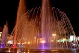 Fountains opened in Kyiv today