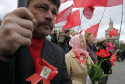 May Day rally held in Lviv