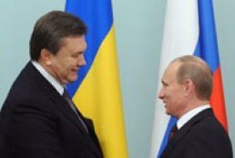 Yanukovych, Putin congratulate one another on Easter