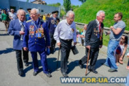 More than 1.5 million Ukrainians took part in celebration of Victory Day