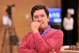 Ukrainian becomes European champion in chess