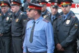 Zakharchenko: Police operated at proper level during fights in Kyiv