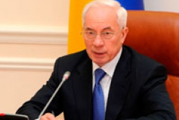 Azarov promises to support Cox-Kwasniewski mission's work