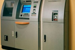 ATMs robbed more often in Ukraine