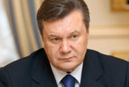 Yanukovych condemns actions of those who violated rights of journalists