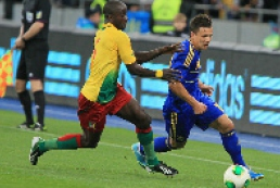 Ukraine, Cameroon play out goalless draw