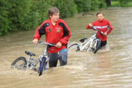 Spring flood from Europe to come to Ukraine in late June