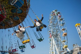 Operation of 275 amusement rides suspended in Ukraine