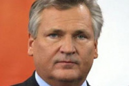 Kwasniewski awaiting settlement of problems with Ukraine's association by late September