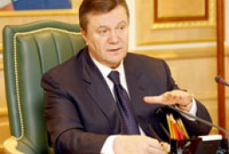 Yanukovych urges holding extraordinary session