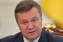 Yanukovych: Oil and gas reserves will help Ukraine shed its energy dependence