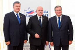 Yanukovych: Ukraine has unchanged desire to become a part of Europe