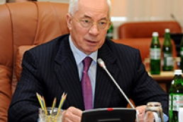 Azarov: Ukraine is doomed without promoting business
