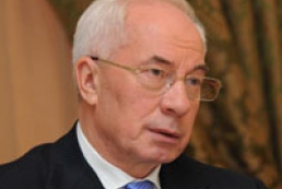 Azarov invites French Premier to visit Ukraine