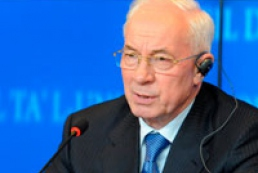 Azarov not rule out cancellation of import restrictions
