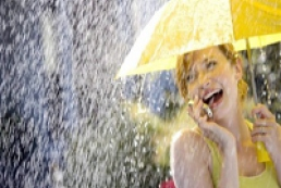 Forecasters promise heat, rain this week