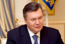 Yanukovych demands to provide Ukrainians with high-quality drinking water