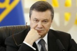 Yanukovych proposes to appoint judges for unlimited term