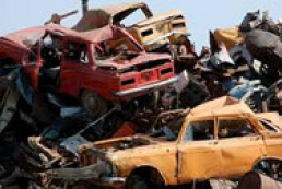 Vehicle recycling centers to be set up in Ukraine