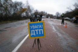3 foreigners, 5 Ukrainians killed in road accident in Volyn region