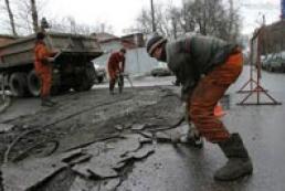 Repair of all Ukrainian roads to take ten years, Ukravtodor says