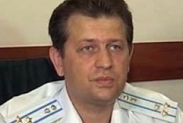Former Vradiyivka prosecutor transferred to neighboring district