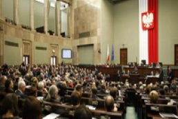 Polish Sejm not recognizes Volyn tragedy as genocide