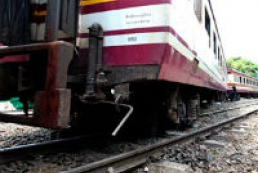No Ukrainians among tourists injured as train derails in Thailand