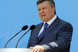 Yanukovych urges to invest more actively in Crimea