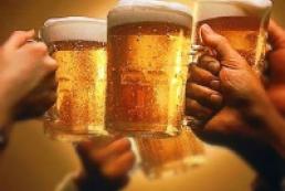 Beer production declines in Ukraine